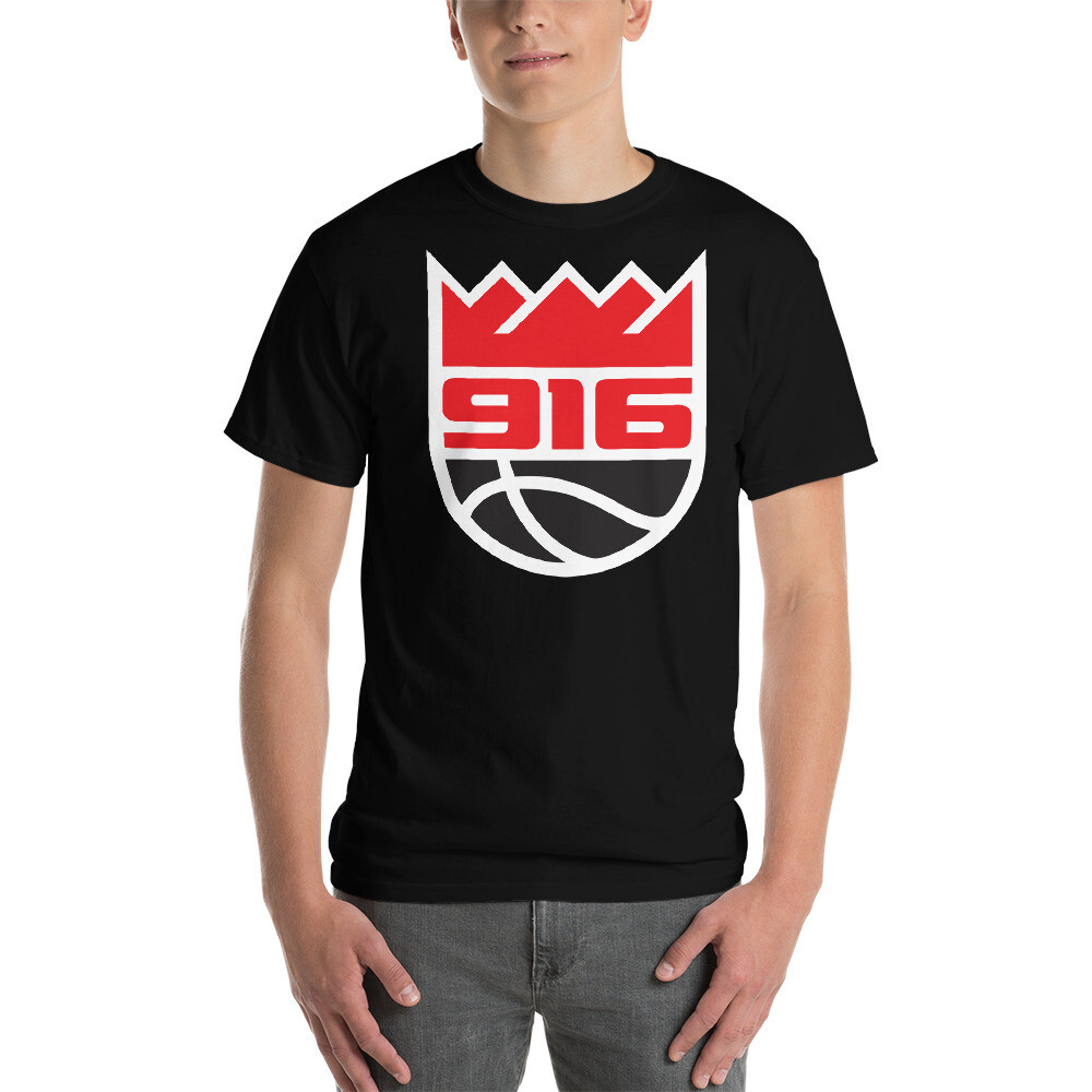 """916"" Short Sleeve T-Shirt"