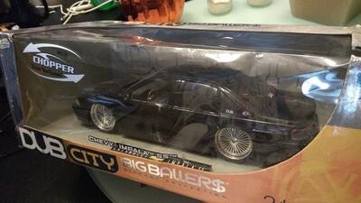 1:18 scale Impala SS