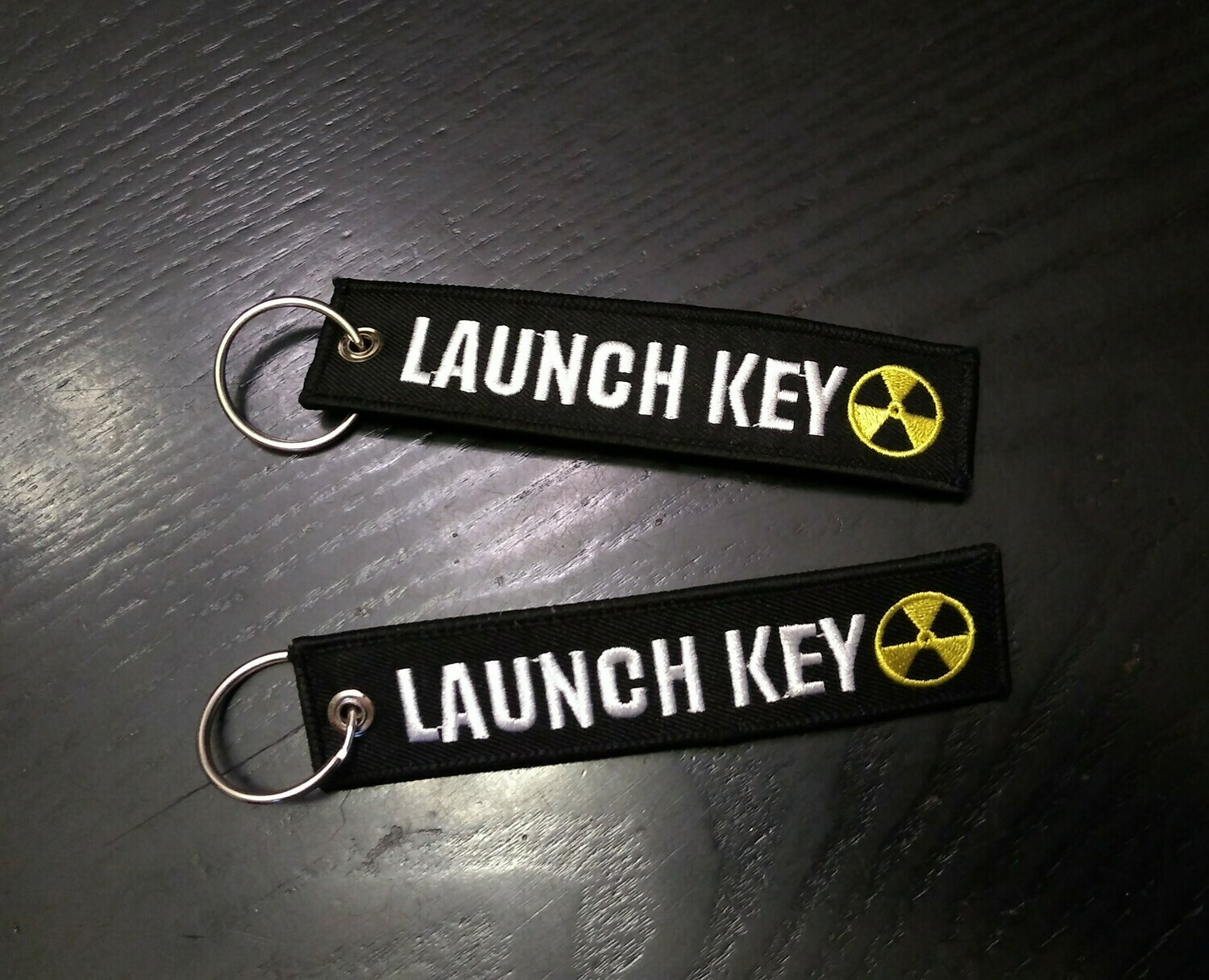 Launch Key (Black)