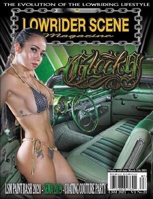 Lowrider Scene Magazine - Volume 3 #23