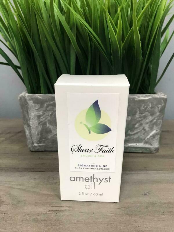 Shear Faith Amethyst Oil