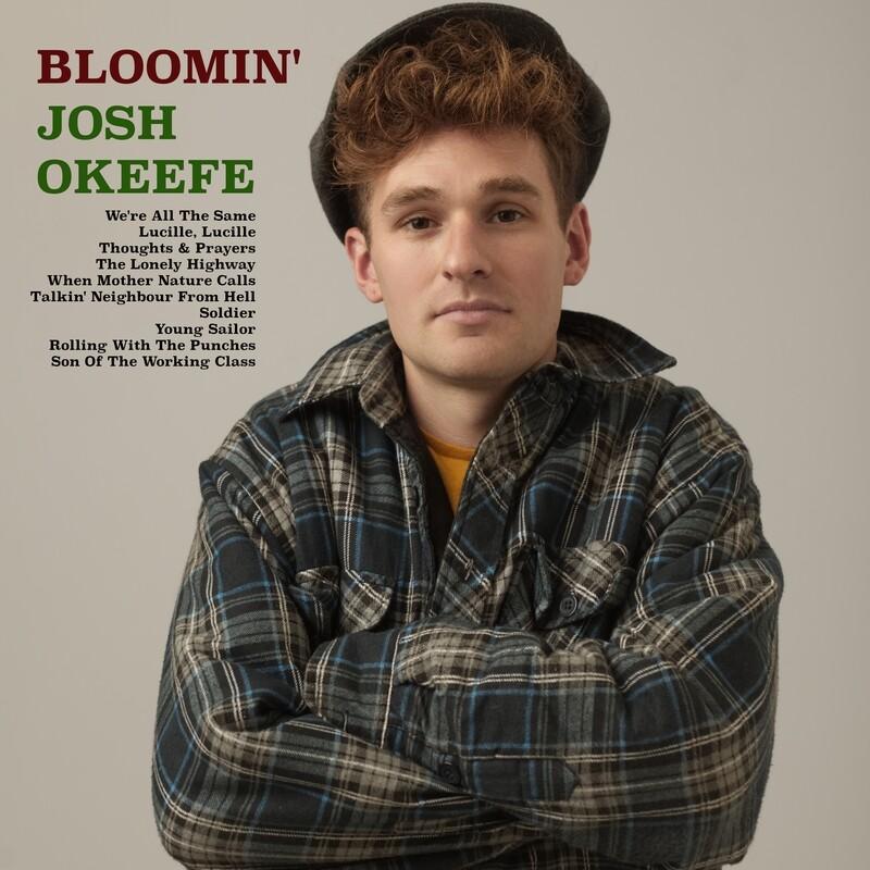 Bloomin' Josh Okeefe by Josh Okeefe DIGITAL