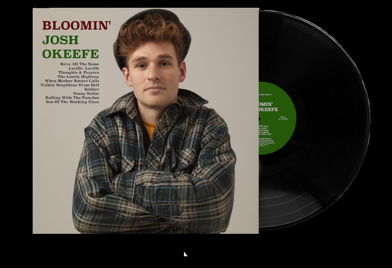 Bloomin' Josh Okeefe by Josh Okeefe (VINYL LP)