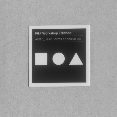 #007: BasicForms adhesive set