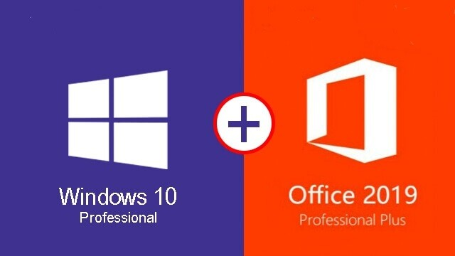 Windows 10 pro + Office, installazione e attivazione