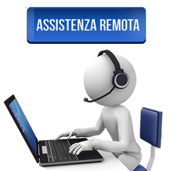 Assistenza da remoto (manutenzione Pc)