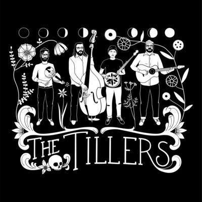 The Tillers Cartoon Bandana