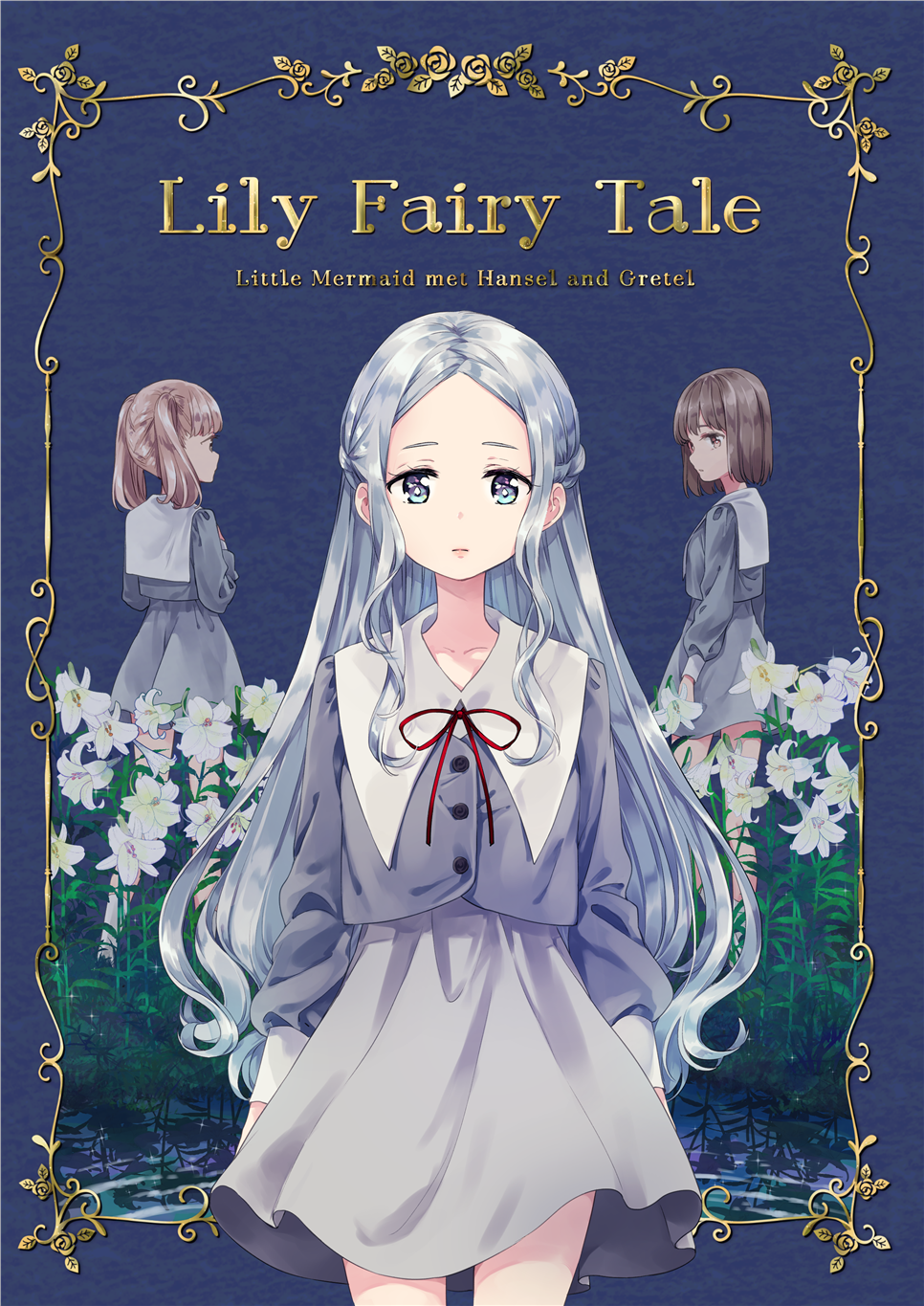 Lily Fairy Tale -Little Mermaid met Hansel and Gretel-