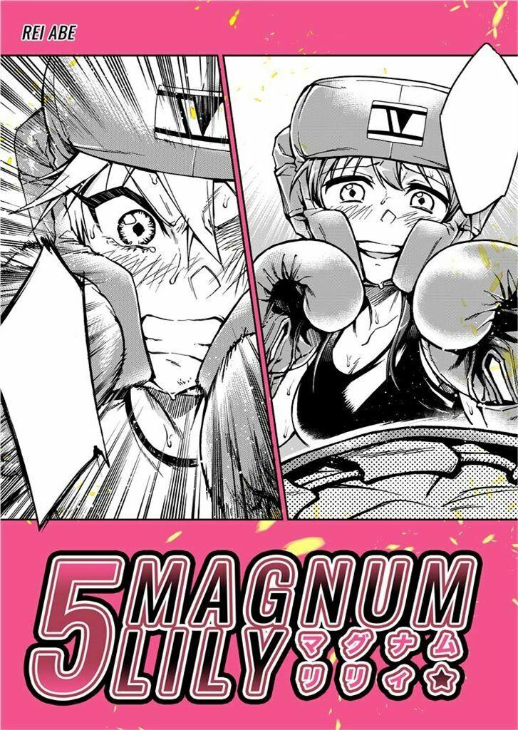 Magnum Lily 5
