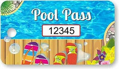 Annual Pool Pass