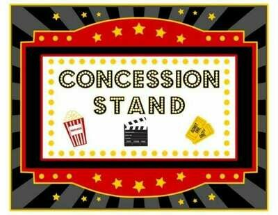 Drive-In Movie Concessions