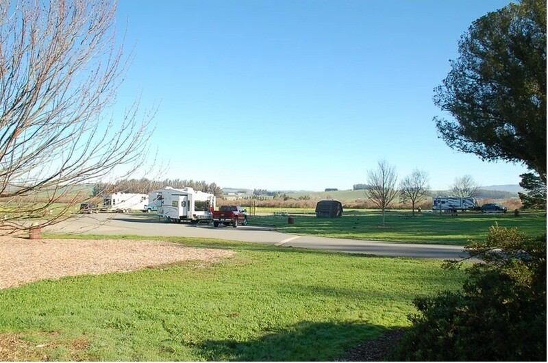 RV Campground Reservation Request