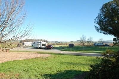 RV Campground Reservation Request