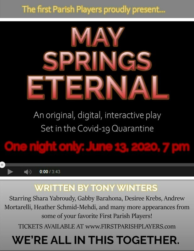 May Springs Eternal tickets