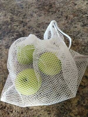 Reusable Produce Bag; pack of 3; Shopping bag