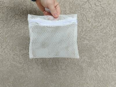 Reusable wash bag