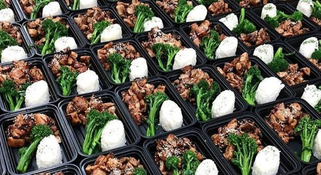 80 Meal Pack