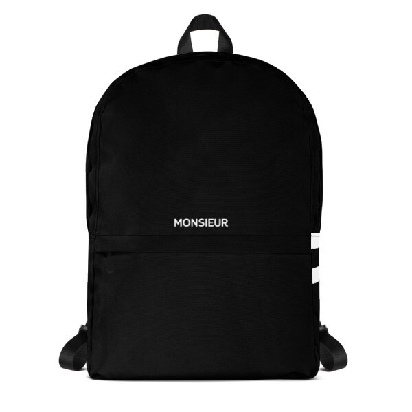 Monsieur Backpack