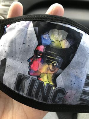 (Children) I Am King Mask