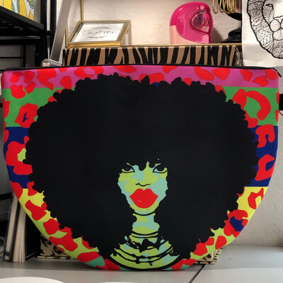 Fashion Full Fro 2.0 Color Clutch