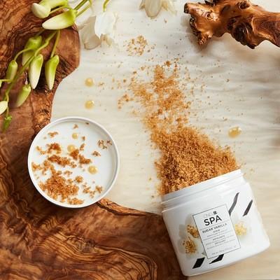 CND SPA Sugar Vanilla - Badesalt
