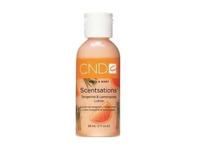 CND Scentsations Lotion (Rejsestørrelse) Tangerine & Lemongrass