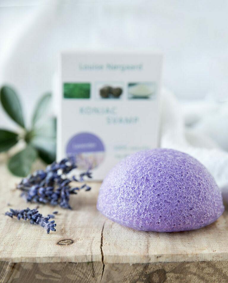 KONJAC SVAMP - Lavender