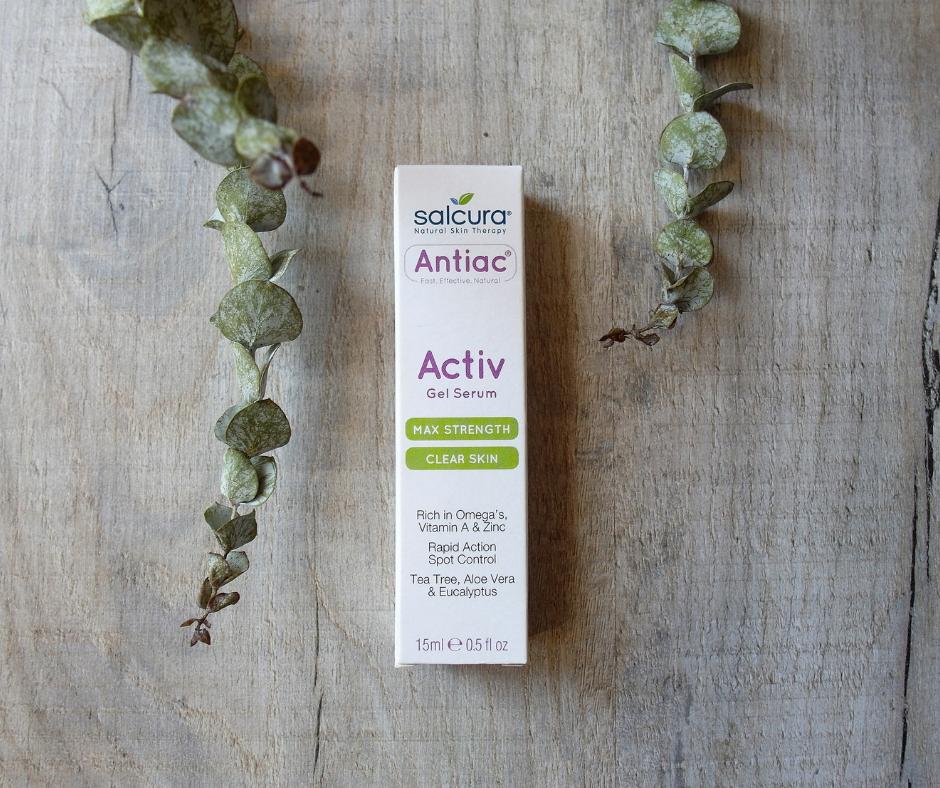 ANTIAC ACTIV GEL SERUM - 15 ml.