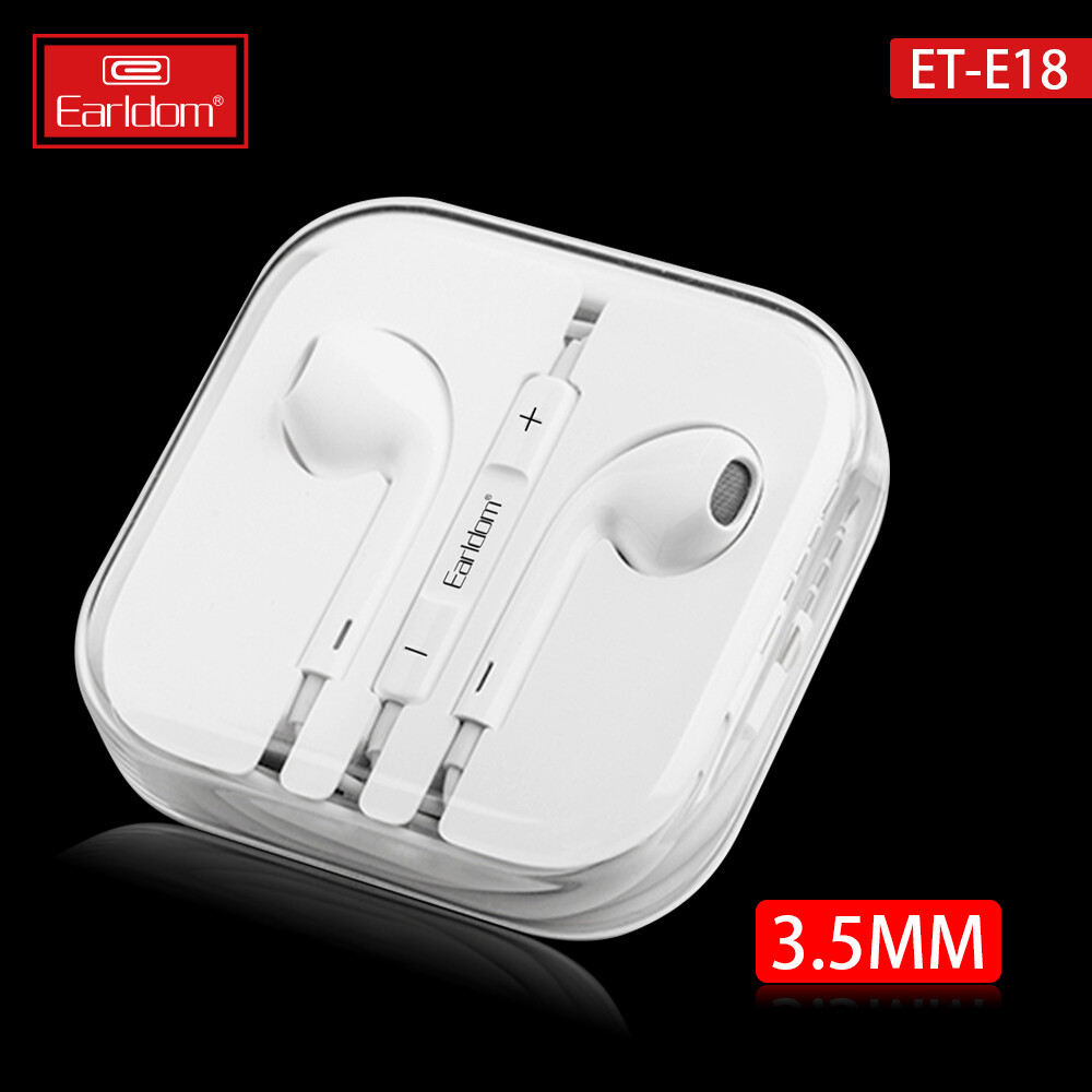 Earldom ET18 Wired Earphones with mic