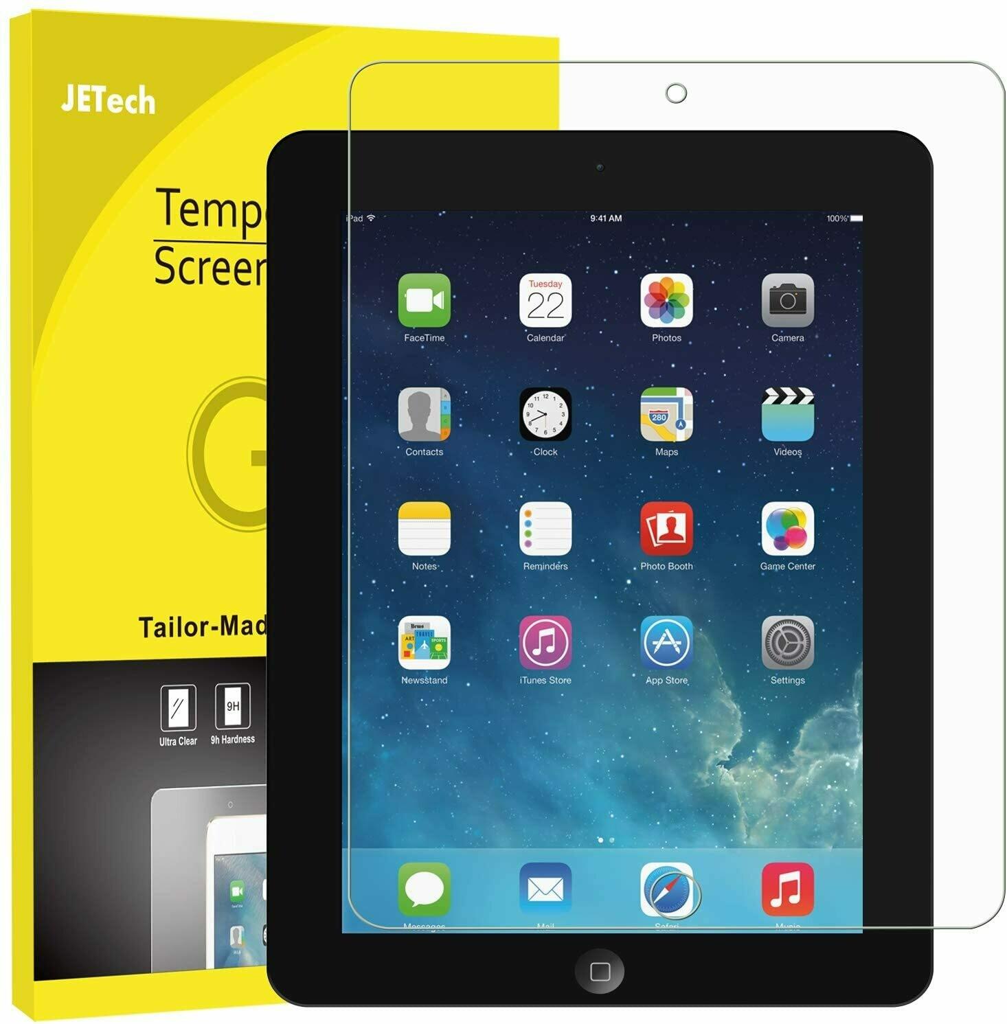 Apple iPad 2 3 4 Tempered Glass Film