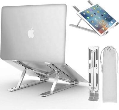 Aluminum Adjustable Laptop Stand Holder