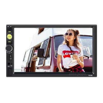 Car Radio 7.0 Inch LCD Touch Screen with Bluetooth
