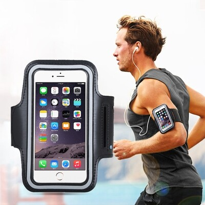 Sports Running Arm Band Phone Holder