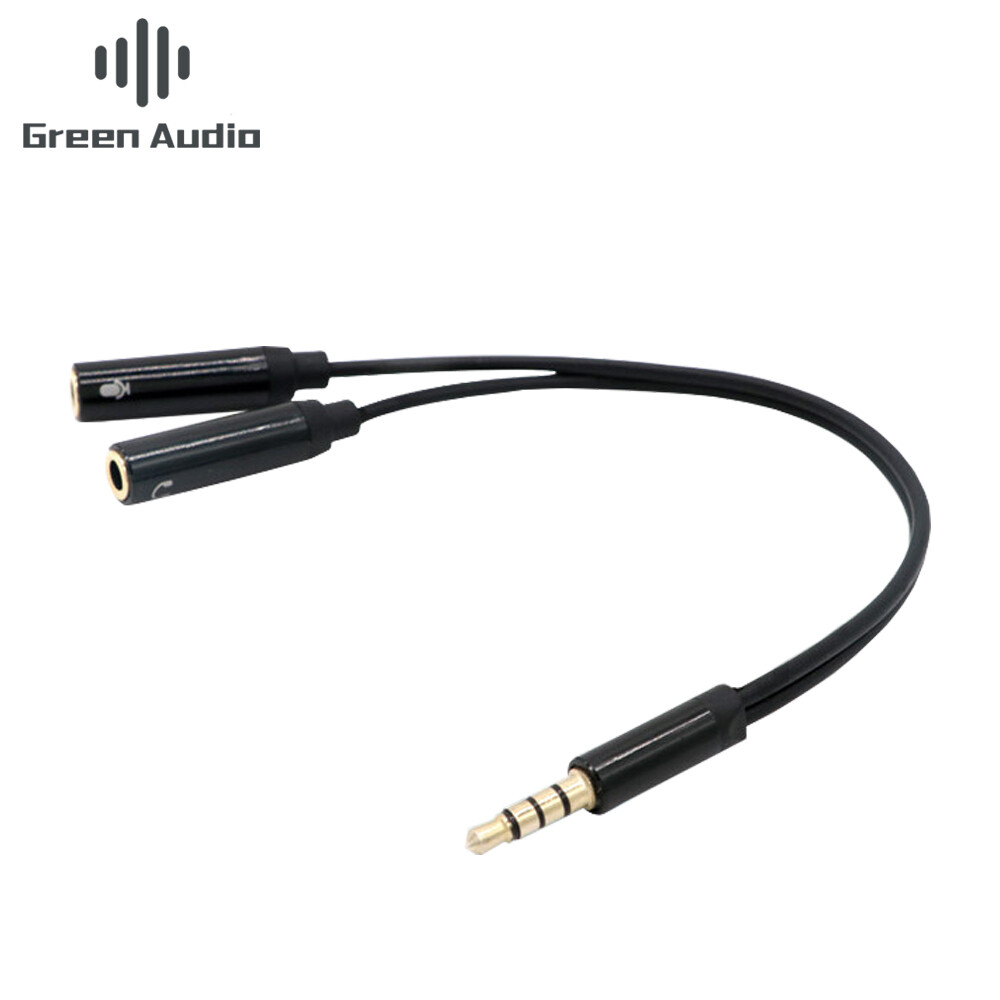 3.5mm Splitter Adapter Aux Cable