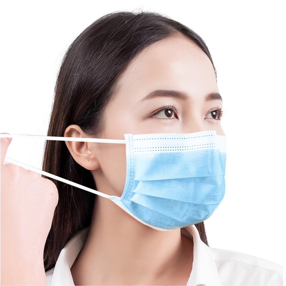 Disposable civilian masks 10pcs pack