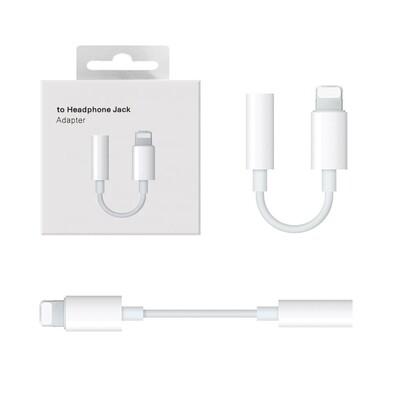 iPhone Lightning Headphone Adapter