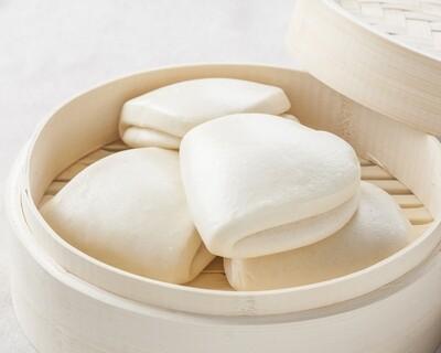 Plain Bao Buns (10)
