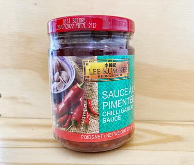 Chilli and Garlic Sauce