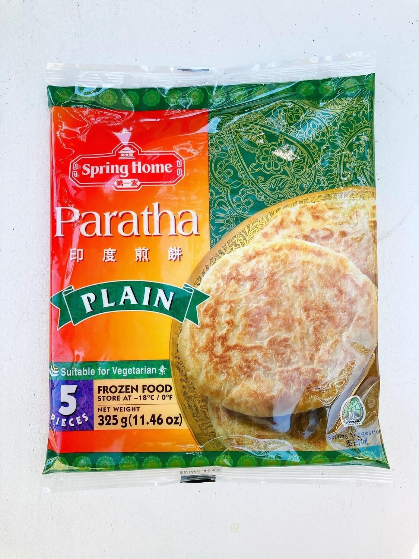 Paratha (Plain) 5 Pieces