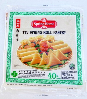 Spring Roll Pastry 550g