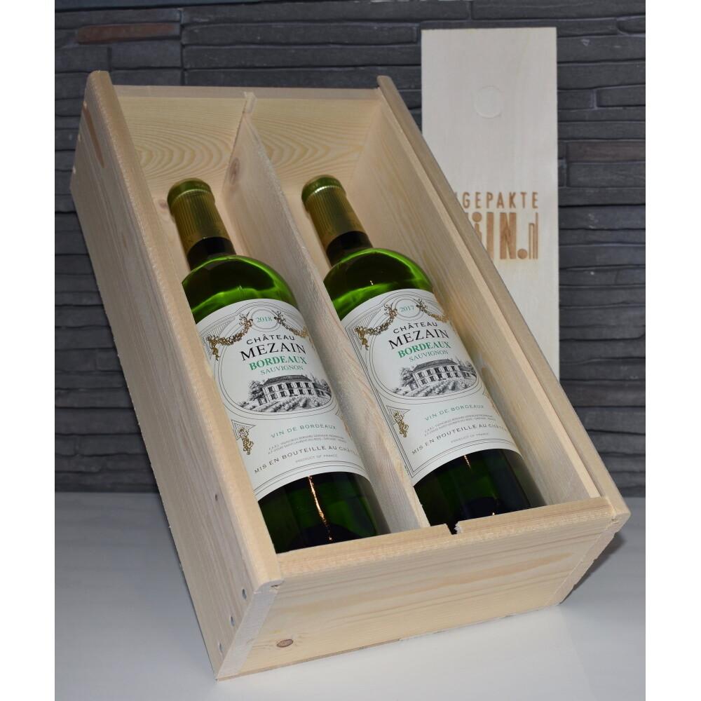 Mezain Bordeaux Sauvignon, 2 fles wit