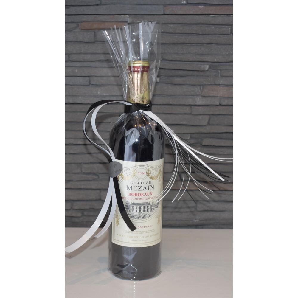 Mezain Bordeaux Merlot, rood