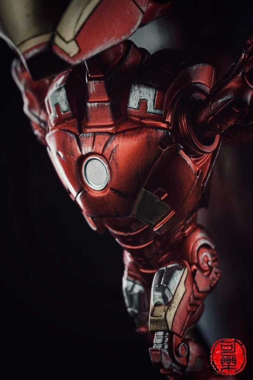 (PO) LBS - Iron Man