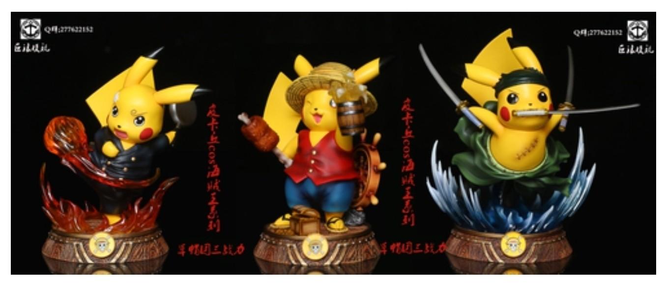(PO) Surge Studio - Pikachu Mugiwara