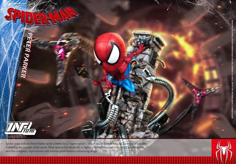 INF Toys - Spider Man