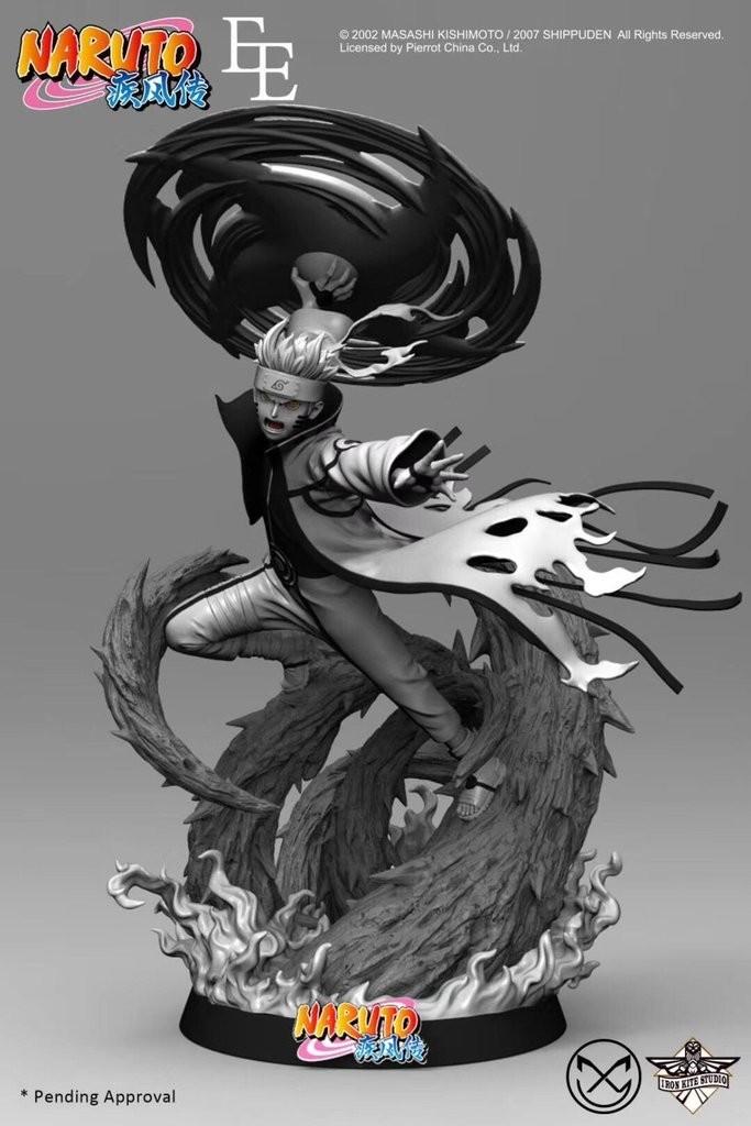 Iron Kite Naruto 1/4