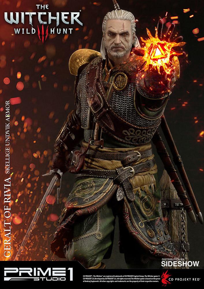 Geralt P1 Undvik Armor Reg