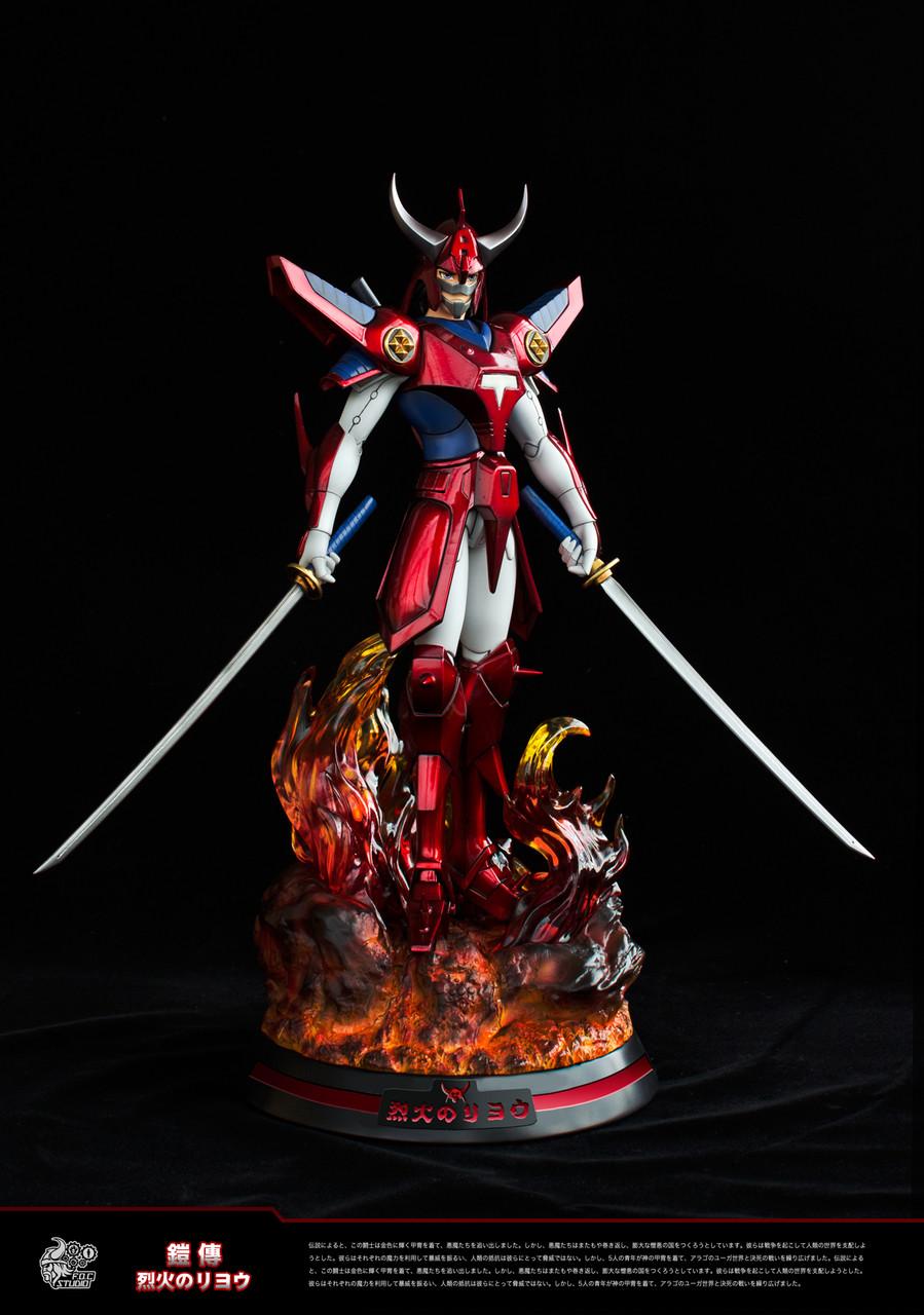 FOC Studio Hector Samurai Warrior