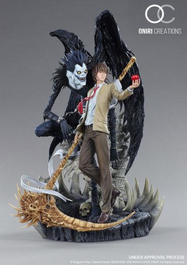 Oniri Death Note Diorama