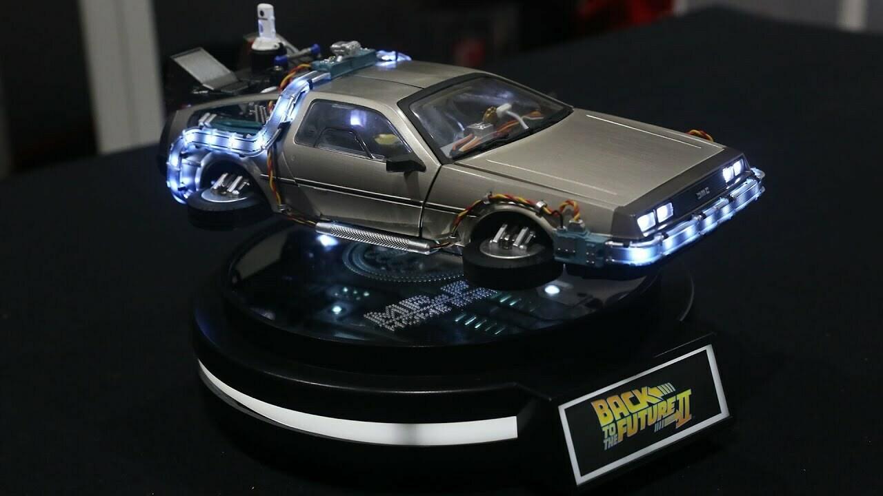 Kidslogic - Back to the Future Part Ⅱ DeLorean